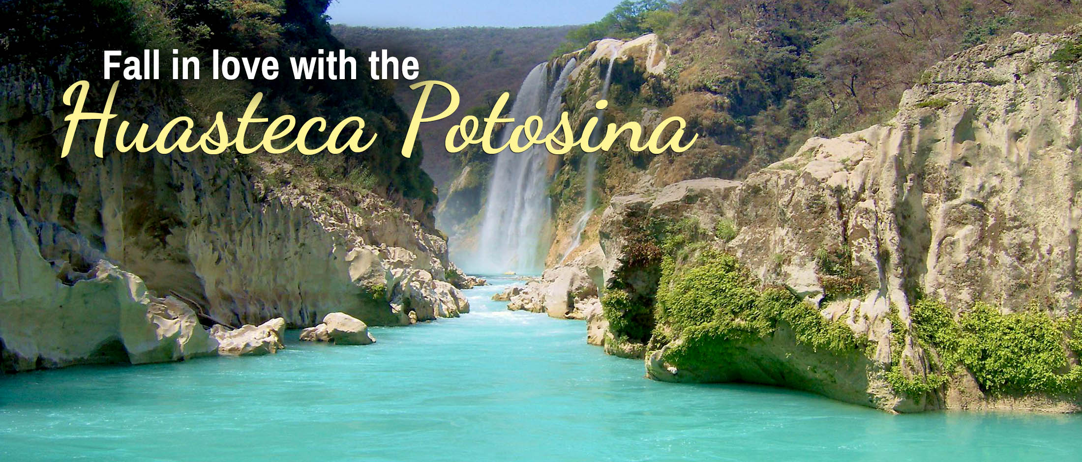 Hotel Real Tamasopo - Fall in love with the Huasteca Potosina