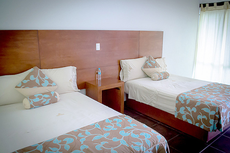 Hotel Real Tamasopo - Rooms 100% comfortable and modern