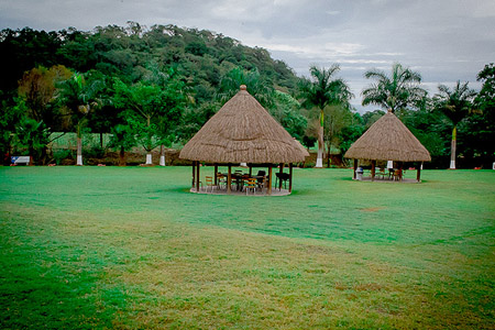 Hotel Real Tamasopo - Contact with nature
