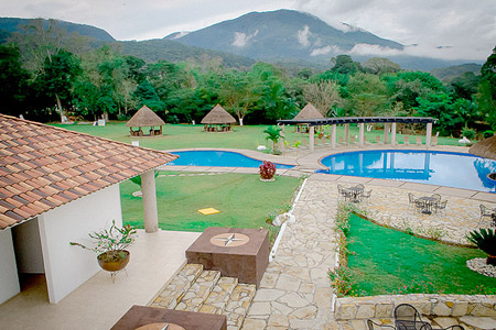 Hotel Real Tamasopo - Excellent facilities and service